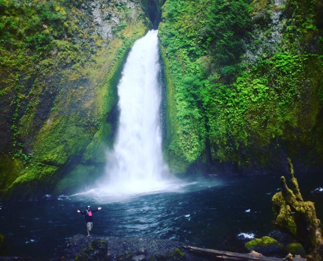Enjoying the hell out of my day yesterday!! That's Me Hello World Taking Photos Enjoying Life Nature Photography Outdoor Photography Oregonlife Hikingadventures Oregonexplored Oregon Waterfall #water #landscape #nature #beautiful Waterfall_collection Living Life Great View Beauty Is In The Eye Of The Beholder Original Experiences