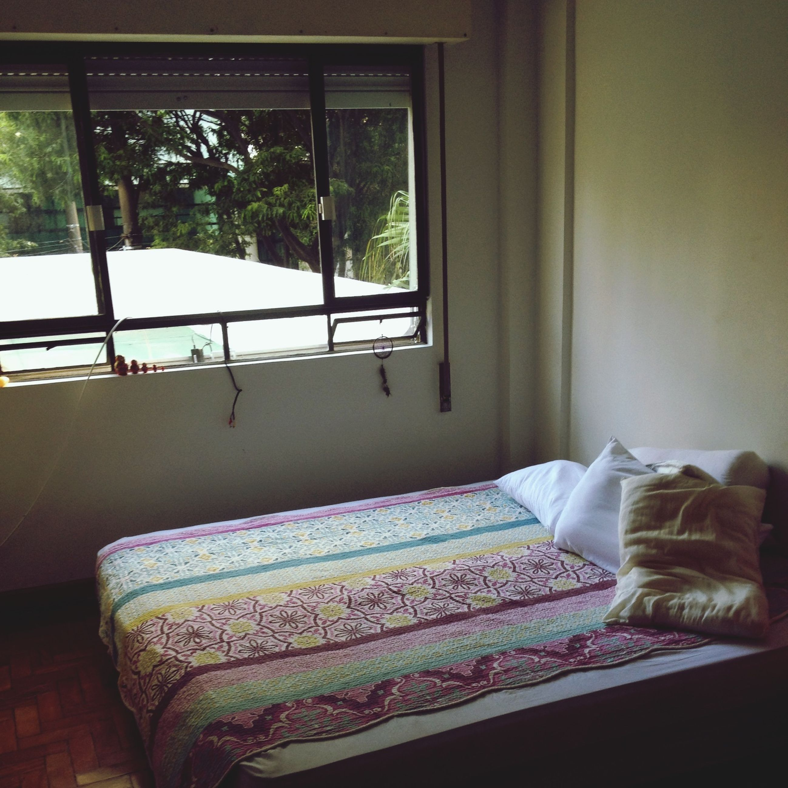 indoors, home interior, window, table, chair, bed, absence, domestic room, bedroom, curtain, empty, living room, sofa, furniture, house, cushion, domestic life, home showcase interior, relaxation, pillow
