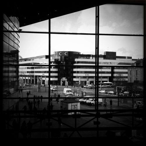 C.I.C. Hipstamatic Architecture Eye4black&white Urban Geometry
