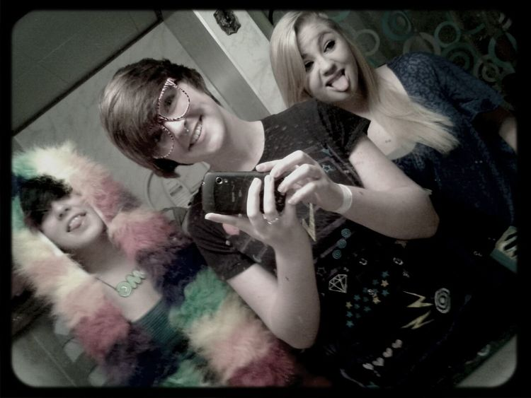 Fair time :) Fair Rainbow Mirrorpic Were Cute