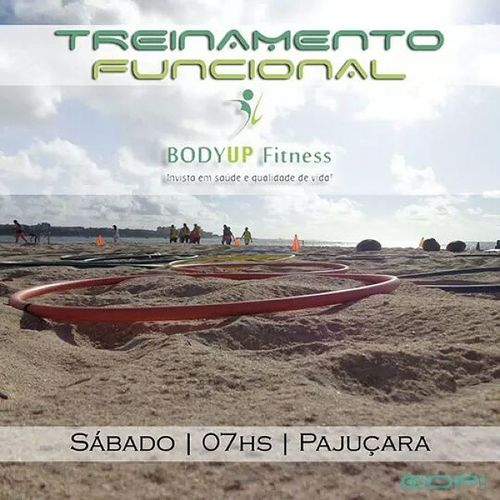 Treinamento Funcional da Academia BodyUp Fitness Neste Sábado Dia 20/09 na Praia da Pajuçara Apartir das 07hs Treinamentofuncional AcademiaBodyUpFitness Praia Beach pajuçara nopainnogain instahard instafit motivation academia fitness gymlife grindout flex instafitness gym trainhard músculo grow dedication strength fitnessgear muscle bigbench lifestyle pushpullgrind hardcore ousadosdopoder odp
