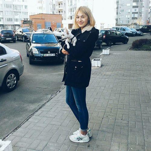 Happiness Girl Kiev Ukraine Troya Asics Asics Gt-2 Asicsgelltye