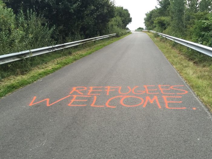 Refugees Refugeeswelcome Helloworld Germany Loveall First Eyeem Photo