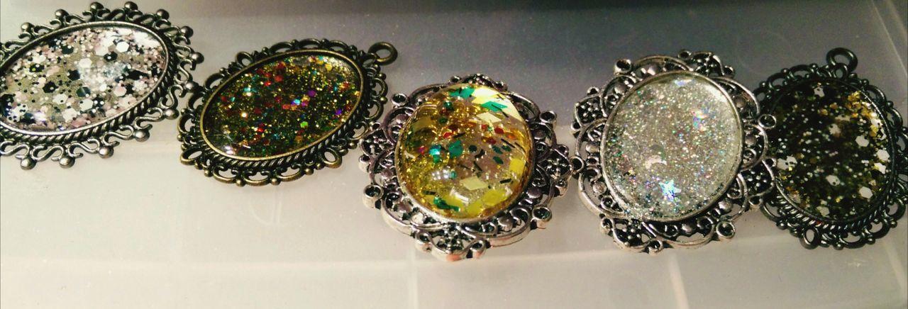 Jewellery Medaillon Handmade Handsome