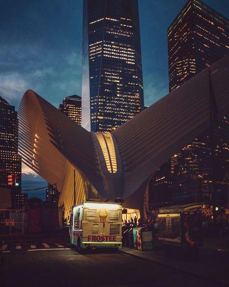 Oculus by Calatrava New Life Office Building Exterior Building Cityscape The Architect - 2018 EyeEm Awards