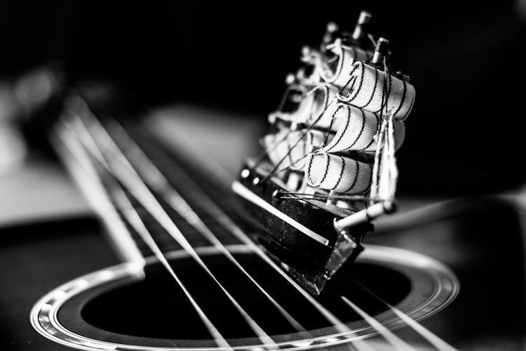 Sailing Still