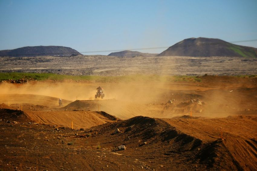 Catching The Moment Motorcross Fun Motorsports Just Having Fun Reykjanes Geopark Catch The Moment