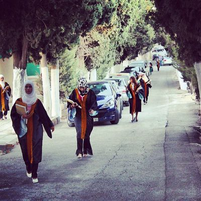 Congratulations everyone :) Ju Graduates Graduation University jordan future