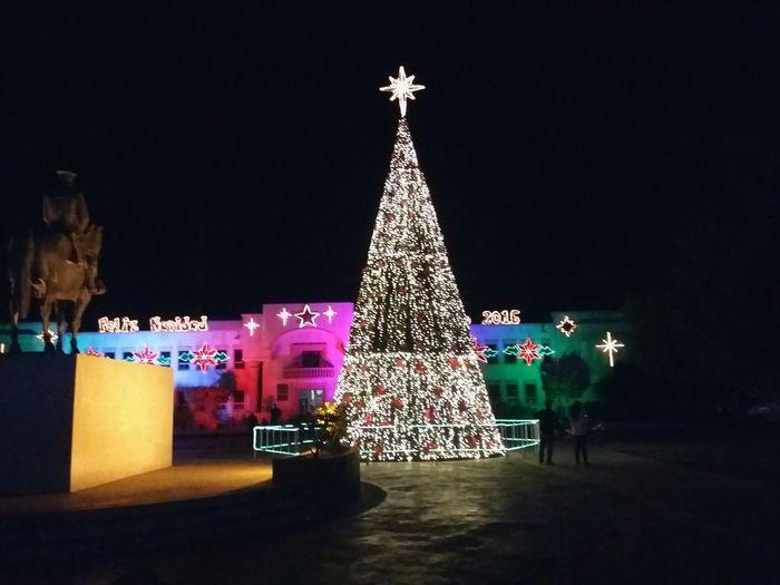 Christmas LightsChristmas Lights Christmas Decorations Christmastime Christmastree Beautiful Plaza Alvaro Obregón Ciudad Obregón