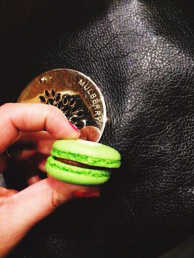 Cake Green Mini Bar Attack Fashion