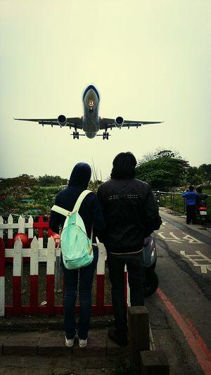 Airport 飛機 松山機場