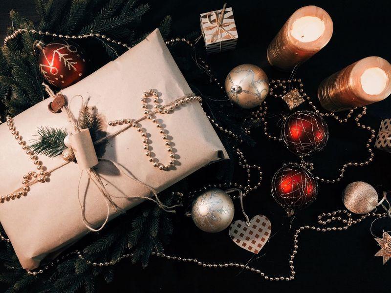Christmas Present Vscocam Winter