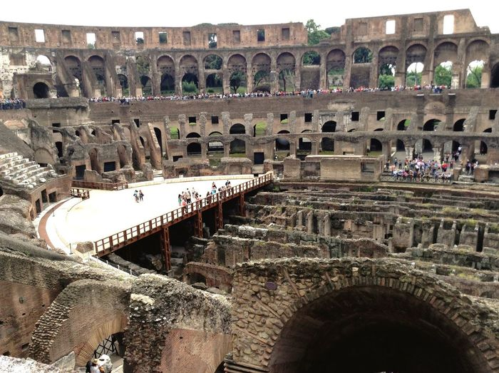 Colosseo Arena Travel Connected By Travel Lost In The Landscape