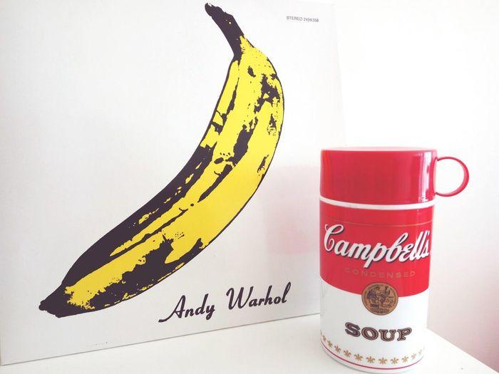Purchases Vintage Vinyl Velvet Underground Music 60s Pop Popart Warhol London Bricklane Market Taking Photos Home Home Is Where The Art Is