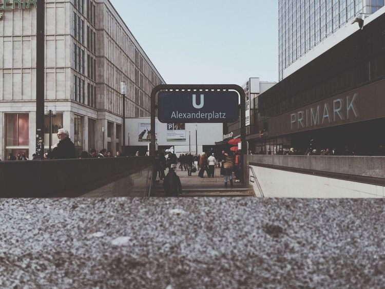 The Places I've Been Today Ubahn Berlin Walking Around My Fuckin Berlin EyeEm Best Shots EyeEmRussianTeam