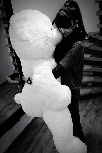 Teddybear Inlove♥ Check This Out That's Me Happy Selfie Happiness Awesome Wantone Lovelovelove ❤️🐻