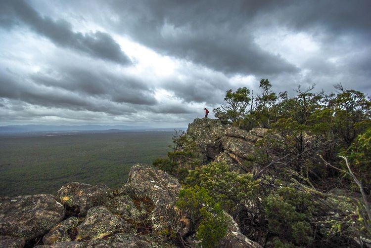 Landscape Weather Grampians National Park Gariwerd Gariwerdnationalpark Western Victoria
