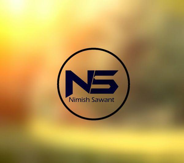 My logo Logo Design Mylogo Nimishsawant Designing Designer  Design Logo Logos Logotype Logo.... Logotv Identity New