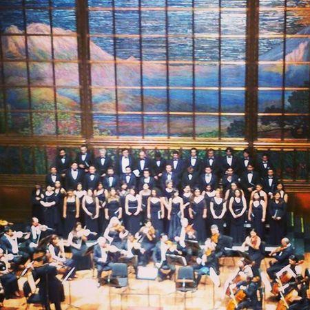 Mansurian's Orchestra Concert  Requiem. Orquesta Sinfónica de Minería y Enharmonia Vocalis coro Enjoying Life Music Bellasartes Classicalmusic Mexico Ilovemusic Live Music Mansurian Armenianmusic
