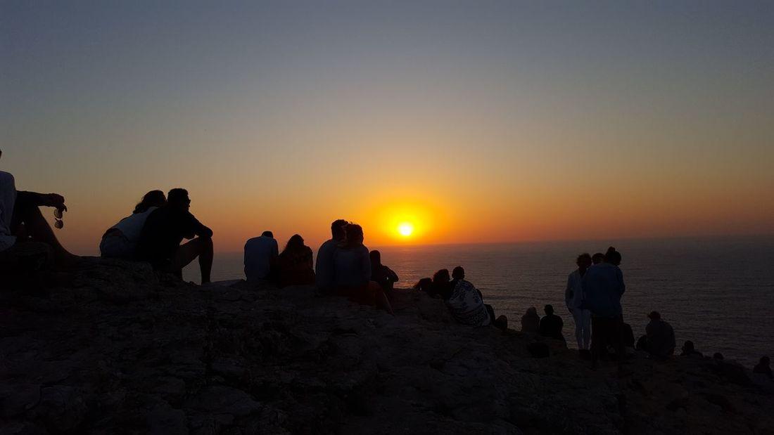 Sunset Sagres Portugal End Of The World Eye4photography  EyeEm Best Shots EyeEm Nature Lover