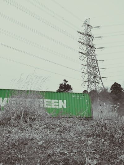 selectcolor Selective Color Japan Photography Electric Tower  Landscape_Collection Country Japan Green Color Coolpic Architecture