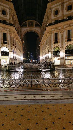 Milan mall Milano Architecture