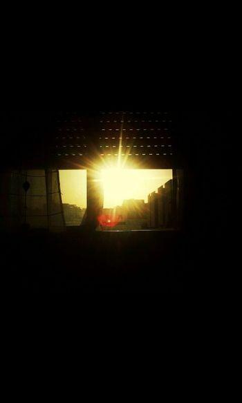 Glitch Sunset Home Thankyou OneMoreDay