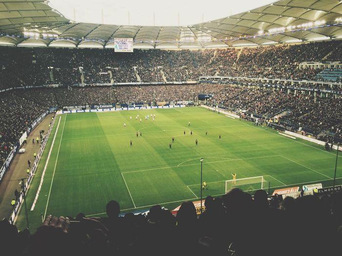 Hamburg HSV Werder Derby FootballSport Stadium