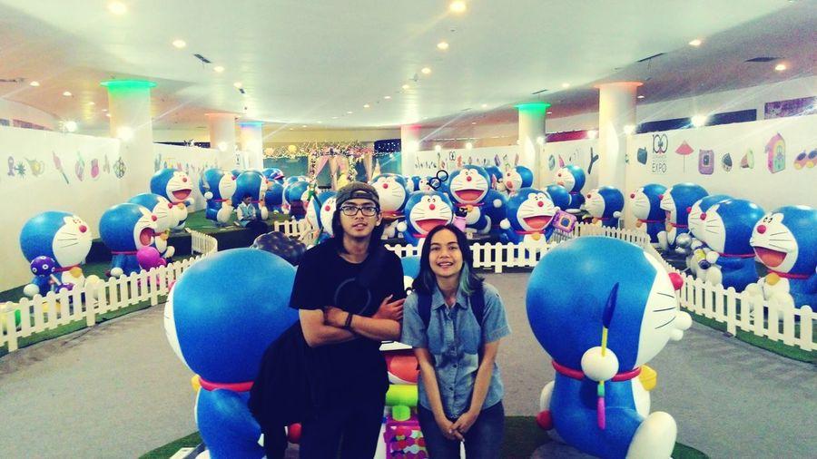 ? Doraemon Doraemon100expo INDONESIA Hi!