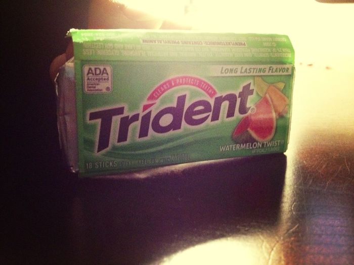 Its My Favorite Gum!!