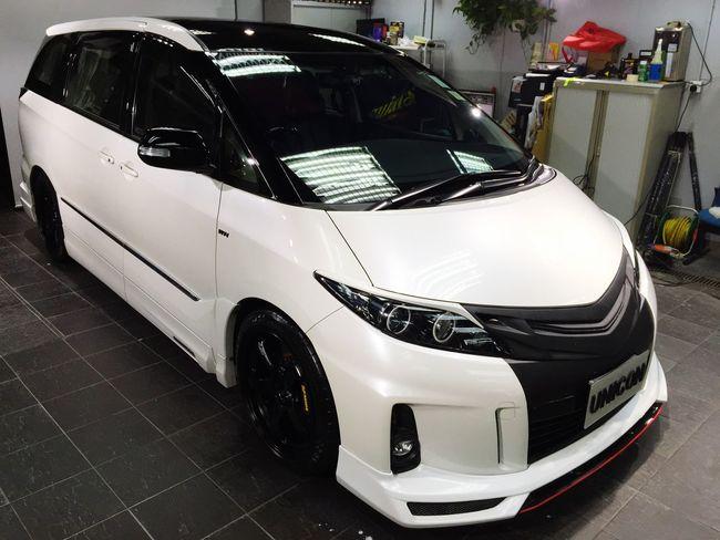 Unicon Pro Shop Shop Toyota Estima