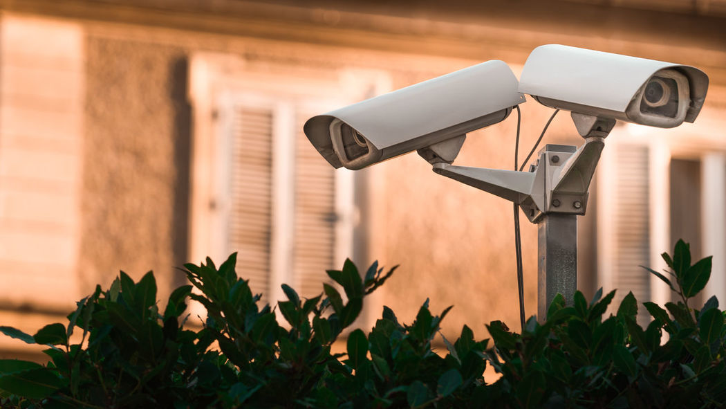 Robot Thief Digital Camera Video Surveillance Surveillance Camera Keeping Supervision Watch Watching Video Camera Sentinel Eye Electronic Home Wall Control Building Exterior Technology Outdoors No People Residential Building Futuristic Close-up