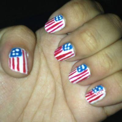 Me nails :D