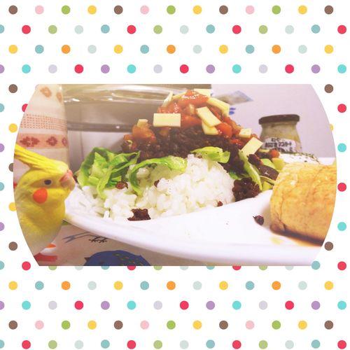 タコライス Taco Japanese Food Rice Salad Check This Out What's For Dinner?