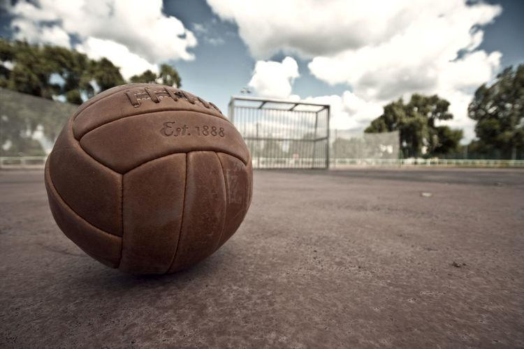 Ball Close-up