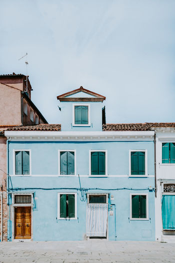 Photo taken in Burano, Italy