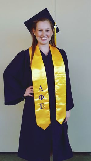 My Life My View Congrats to my daughter for graduating from TTU yesterday 12/10/16 Smiling Looking At Camera Graduation Happiness Portrait Toothy Smile Education One Person People University Student University Student Adults Only Adult Young Adult Formal Portrait Diploma
