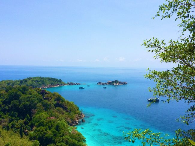 My destination Seascape Photography Thailand Similanislands Everydaysky Blue Wave
