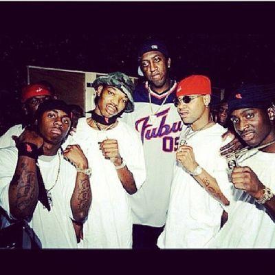 The Realest Hotboys FreeBG Slim Baby LilWayne Turk Juvenile . . .