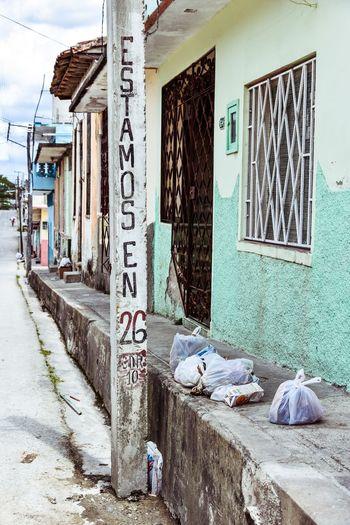 Architecture Built Structure Day Building Exterior Outdoors No People Santa Clara Cuba Cuba