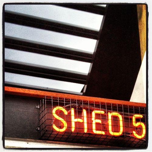 #shed5 #signs #melbourne #yarra #river #bar #food Melbourne Bar Food Signs Yarra Shed5