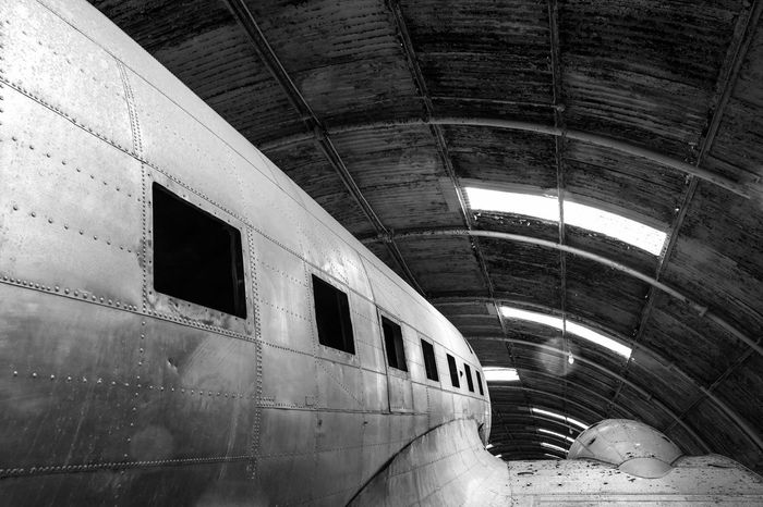 Grounded Architecture Built Structure Day Illuminated Indoors  Mode Of Transport No People Rail Transportation Train - Vehicle Transportation
