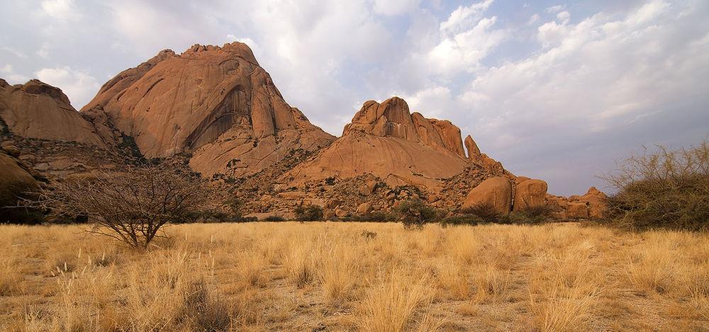 Arid Climate Eroded Geology Landscape Mountain Mountain Range Namibia Rock Formation Rocky Mountains