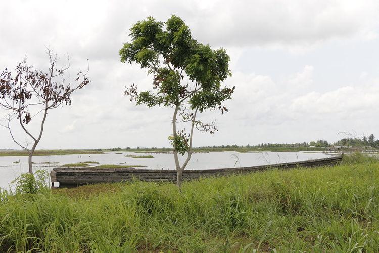 Lake Nokoué at