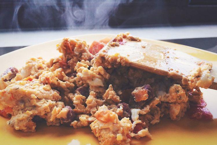 Cooking break Food Food Porn VSCO Vscocam IPhoneography Taking Photos Morning Enjoying Life