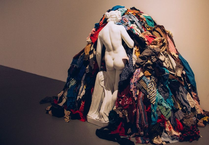 Clothes Structure Woman Canonphotography Istanbulmodern Canon 70d Canon ArtWork Art Taking Photos
