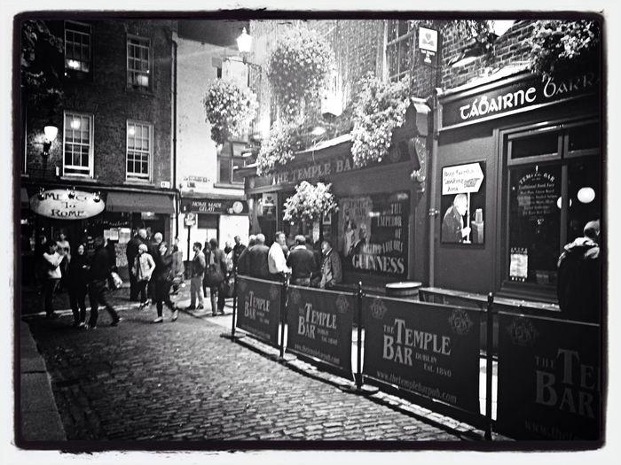 Night Out Dublin Street Photography Irish Pub Awesome Music