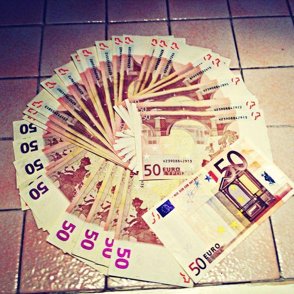 Money Goodmorning :) 50€ Bouh !