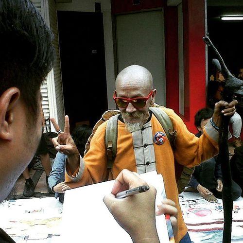 Master Roshi. Latepost Cosplay Cosplayparade Masterroshi dragonball Anime japananime