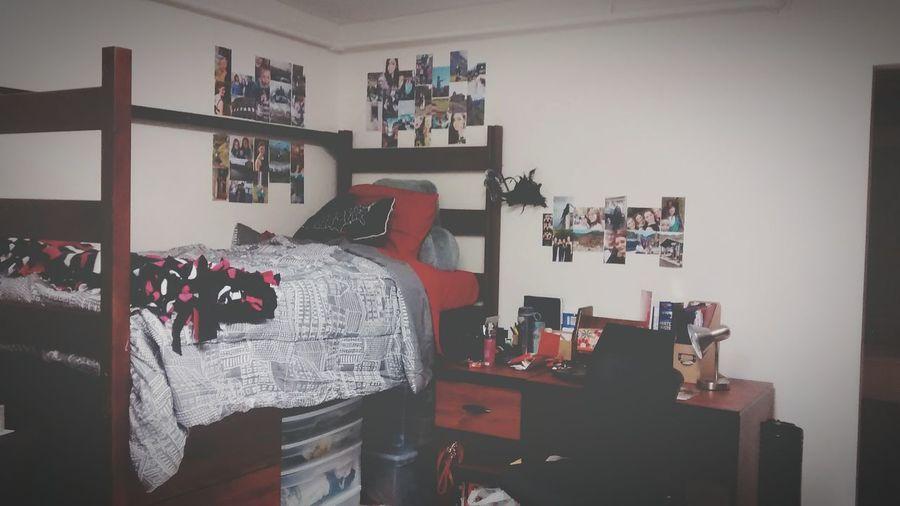 My Room In My Dorm Bed Bedtime College